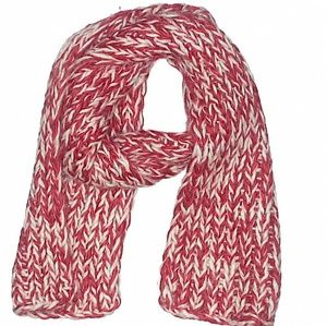 5 for $30❄ H&M Peppermint Candy Thick Wool Scarf